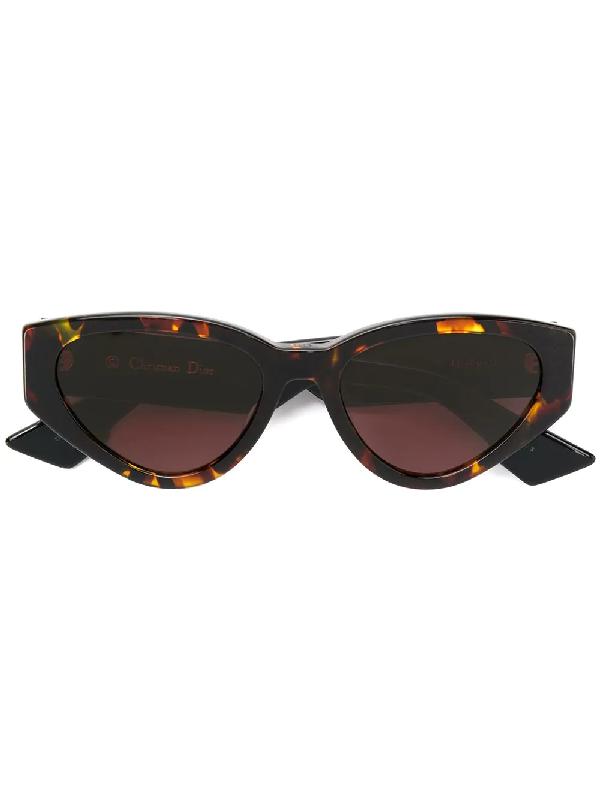 f8d1c399d181 Dior Eyewear Spirit 2 Cat-Eye Sunglasses - Black