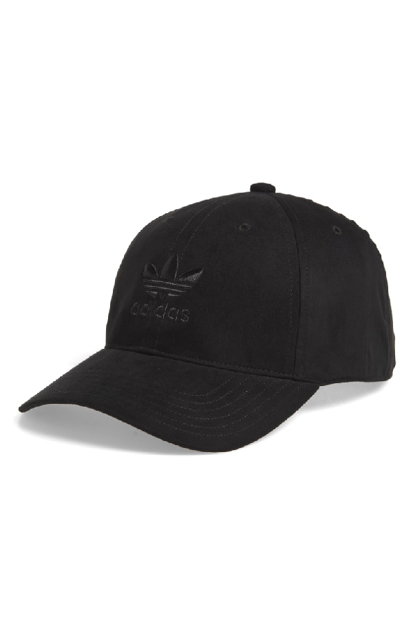 a09d4494b895 ... fit Trefoil logo embroidered at the front The adidas Originals Relaxed  Plus Adjustable Hat is imported. Color  Pink. Gender  Female. Age Group   Adult.
