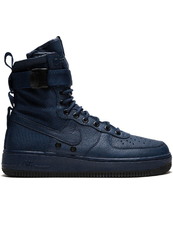 finest selection f4804 0708f Nike Sf Af1 Sneakers - Blue