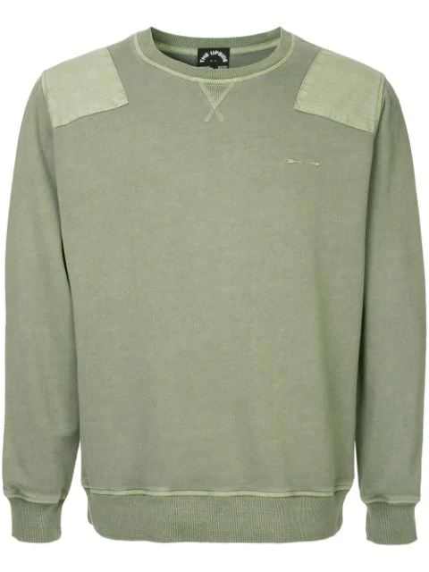 The Upside The Redford Cotton Sweatshirt In Green