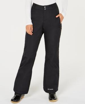 Columbia Sellwood Ii Comfort-stretch Pants In Black