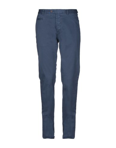 Fay Casual Pants In Dark Blue