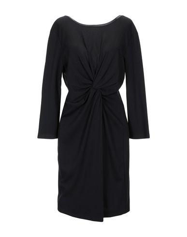 Hanita Short Dress In Black