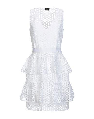 Liu •jo Short Dress In White