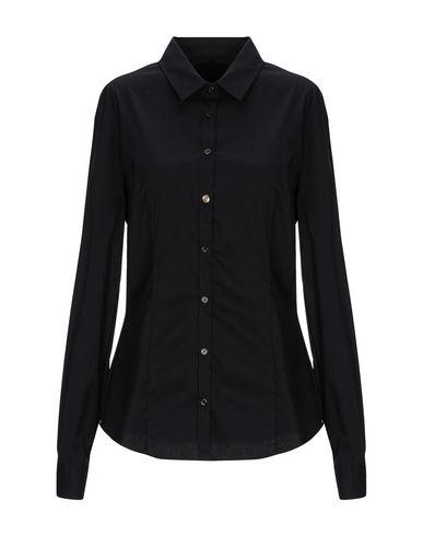 Trussardi Jeans Shirts In Black