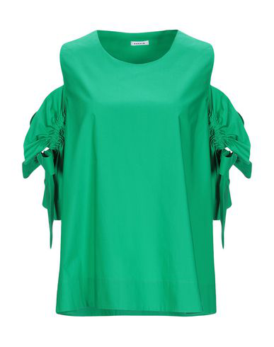 P.a.r.o.s.h. Blouse In Green