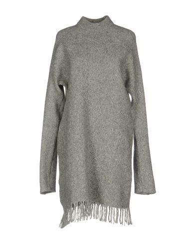 Alexander Wang T Short Dresses In Grey