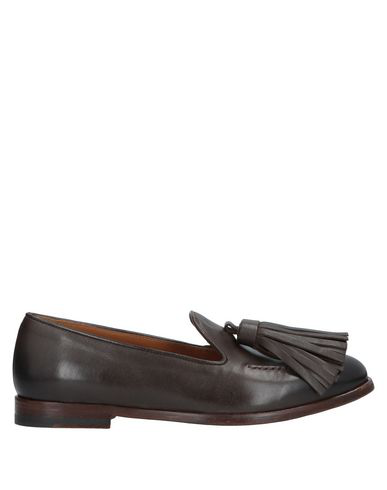 Doucal's Loafers In Dark Brown