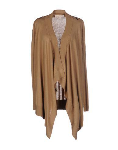 Michael Michael Kors Cardigan In Camel