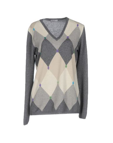 Kangra Cashmere Cashmere Blend In Grey