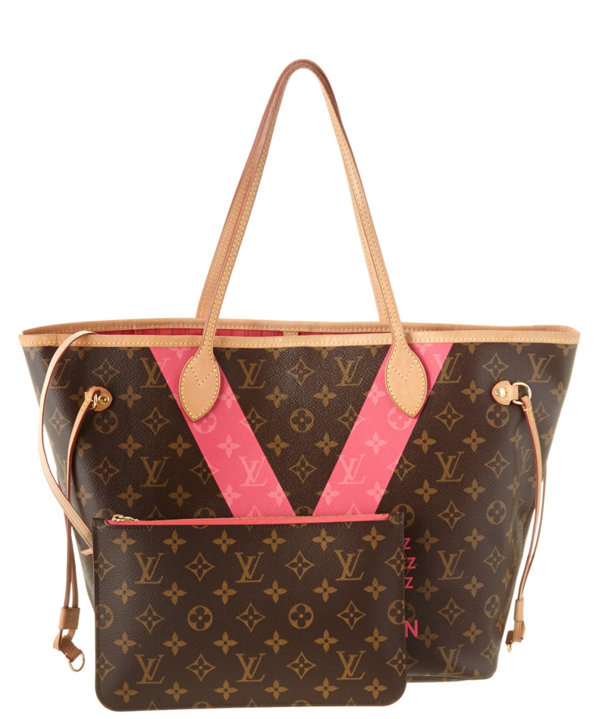 003a6ae71eaa Louis Vuitton Pre-Owned  Monogram Croissant Mm In Brown