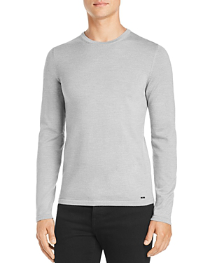 Hugo San Paolo Sweater - 100% Exclusive In Gray