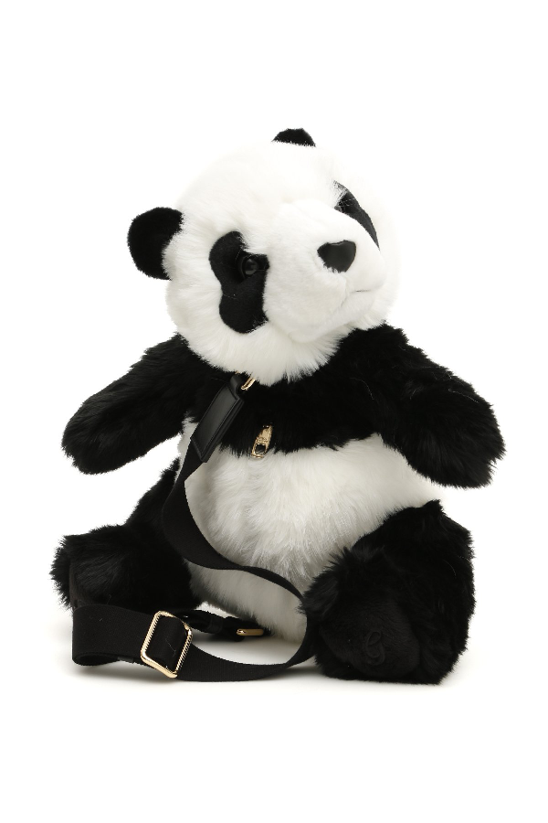 Dolce & Gabbana Panda Backpack In Multi