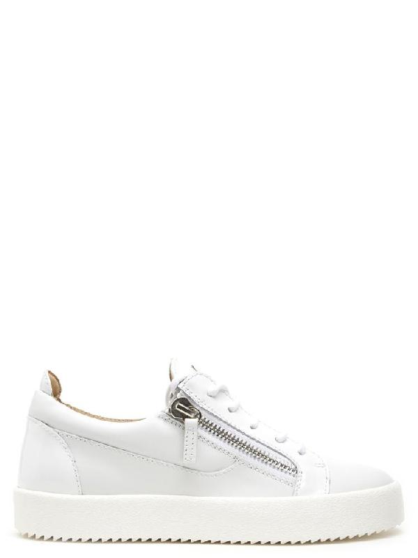 Giuseppe Zanotti Design Nicki Sneakers In White