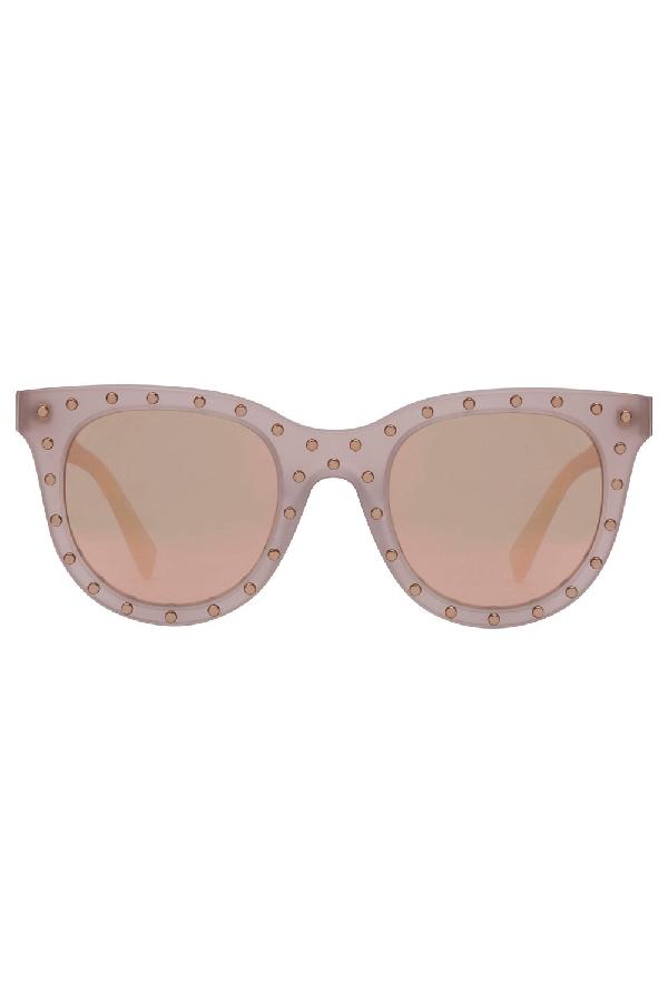23fabcb98e3d6 Rebecca Minkoff Pink Round Sunglasses