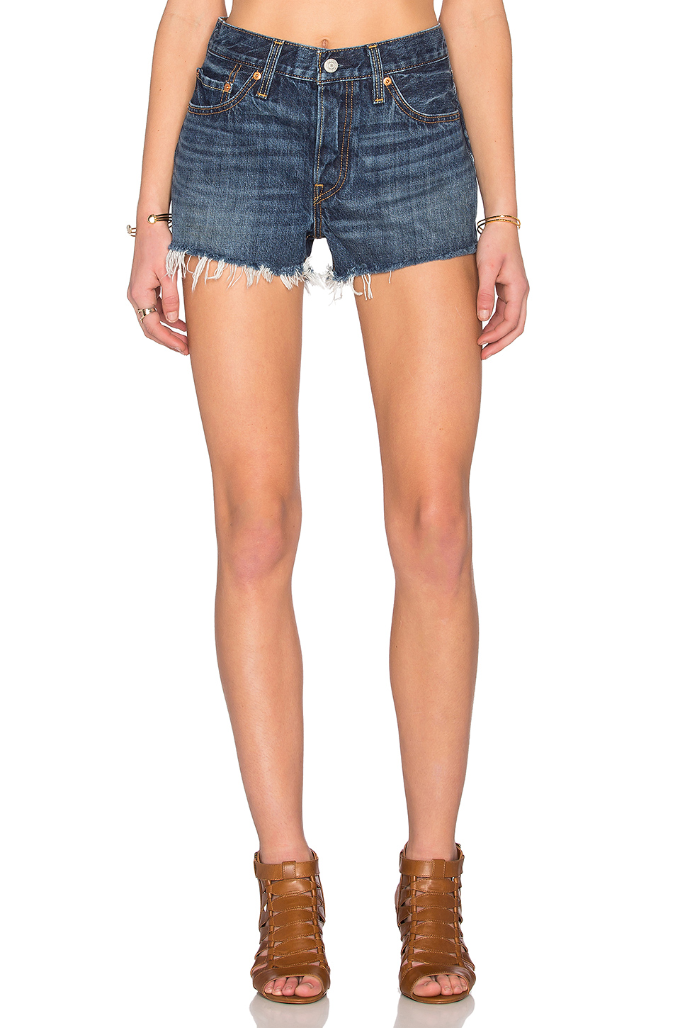 f85afb38 Levi's 501 Short In Blue   ModeSens