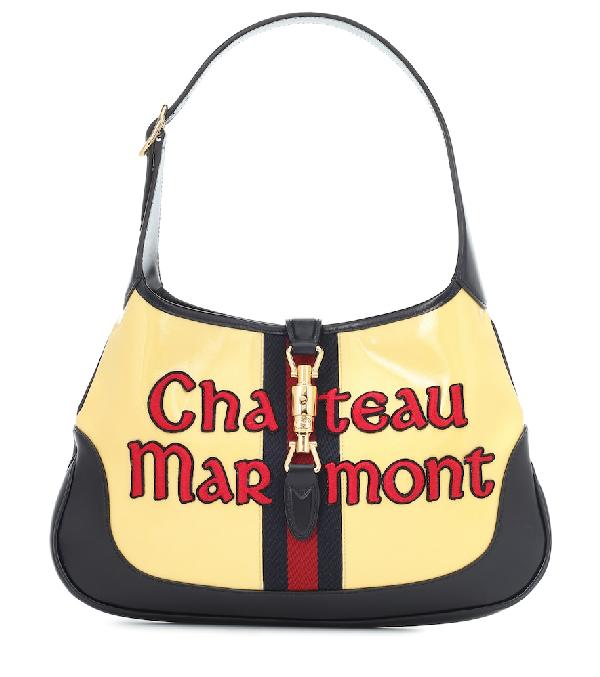 374b2995f49 Gucci - Jackie Medium Gg Hobo Bag In Yellow | ModeSens