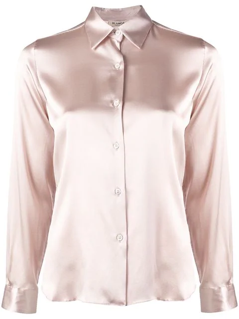 Blanca Classic Evening Shirt In Pink