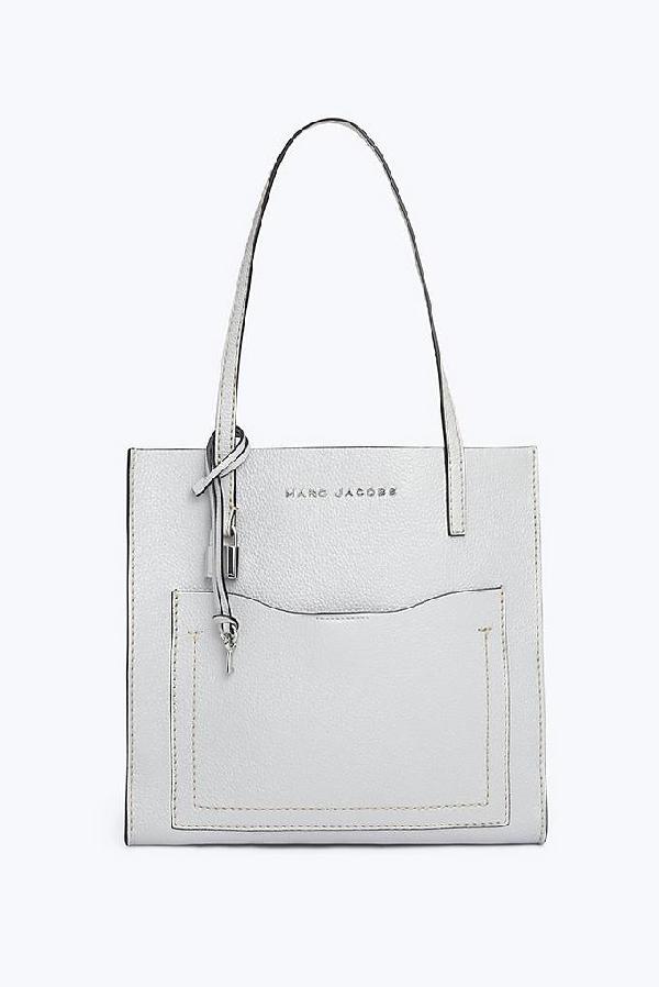 2b25a85f735e Medium Grind T Pocket Tote Bag in Ghost Grey