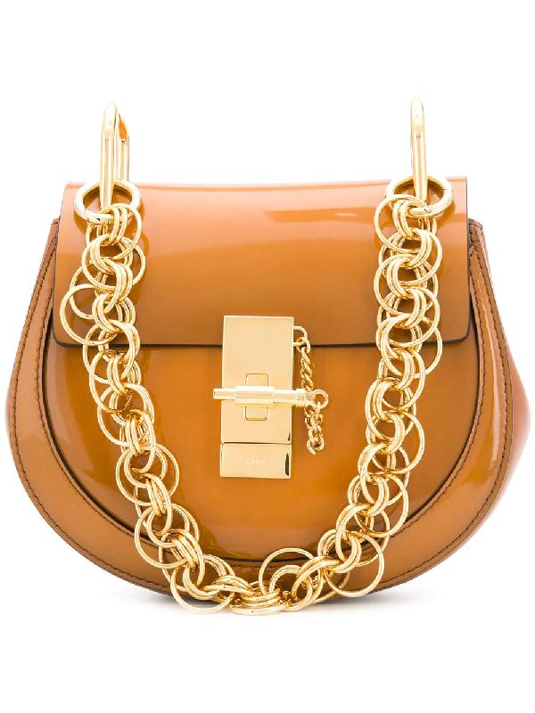 Chloé Chc18us107a04 089 Calf Leather