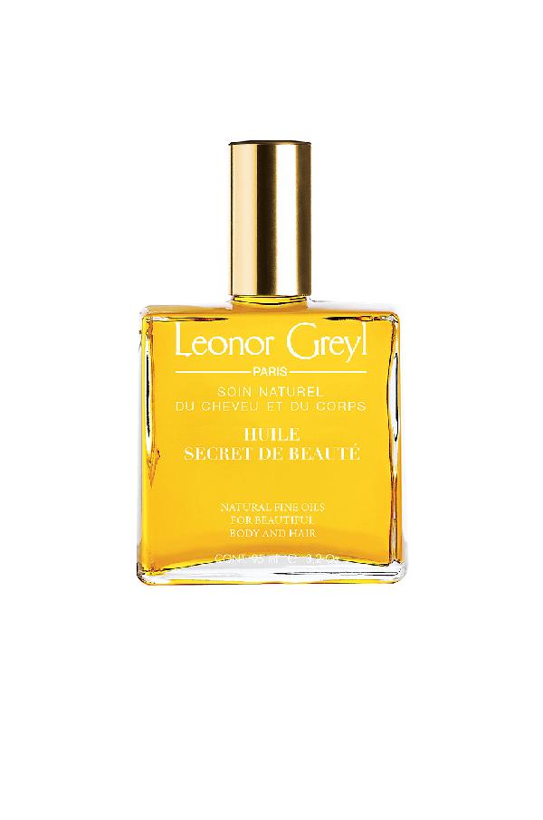 Leonor Greyl Paris Huile Secret De Beaute Beauty Oil For Hair & Skin In N,a