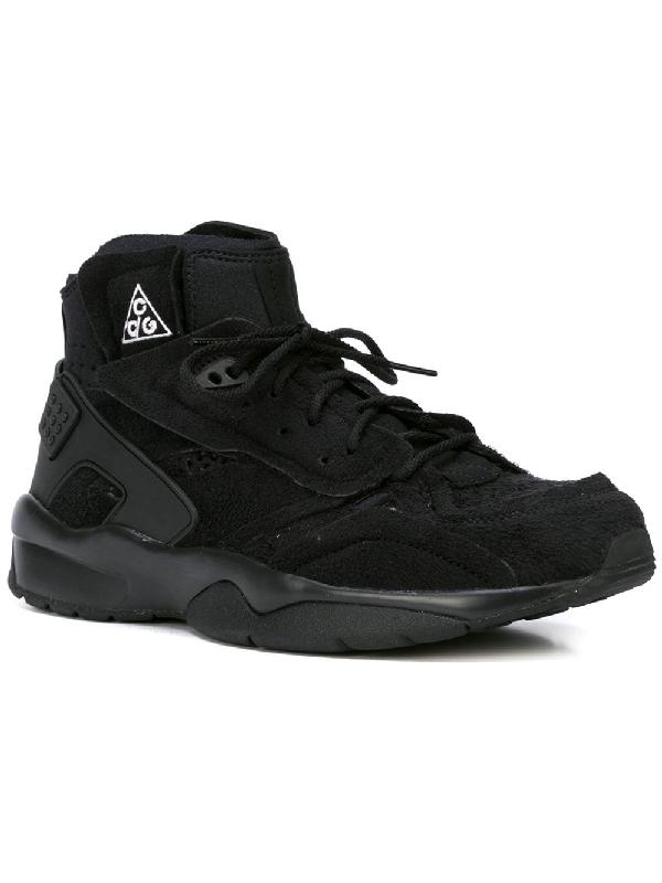 quality design 2fa53 3f688 Comme Des GarÇOns Homme Deux Comme Des Garcons Homme Plus Black Nike Acg  Edition Air Mowabb