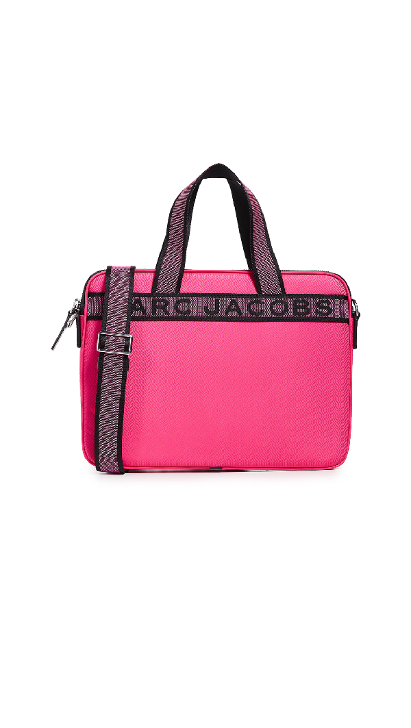 "Marc Jacobs 13"" Commuter Case In Peony"