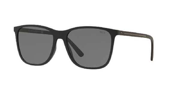 Polo Ralph Lauren Man  Ph4143 In Grey-black