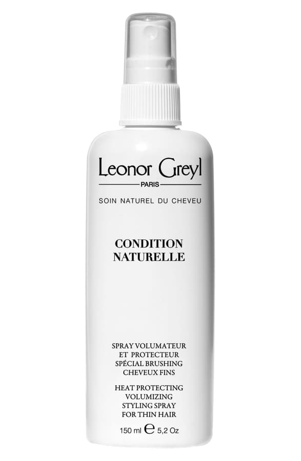 Leonor Greyl Paris Condition Naturelle Heat Protective Styling Spray For Thin Hair, 5.25 oz