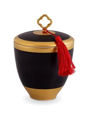 L'objet Black Key Candle