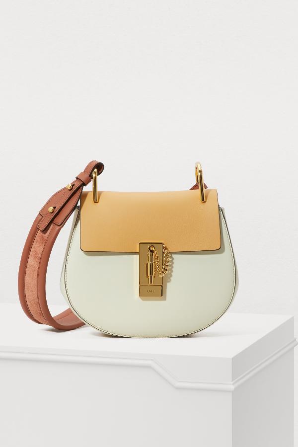 ChloÉ Small Drew Shoulder Bag In Multi