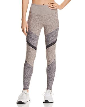 da66289522126 Alo Yoga Sheila High-Rise Alosoft Leggings In Gray Dove Heather ...