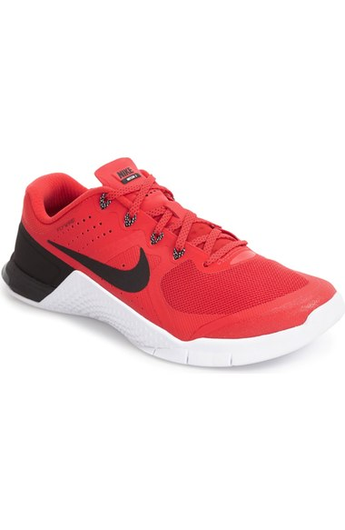 Nike Men's Metcon 2 Training Shoes, Red In Action Red/ Black/ White