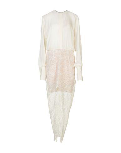 Alessandra Rich Long Dress In White