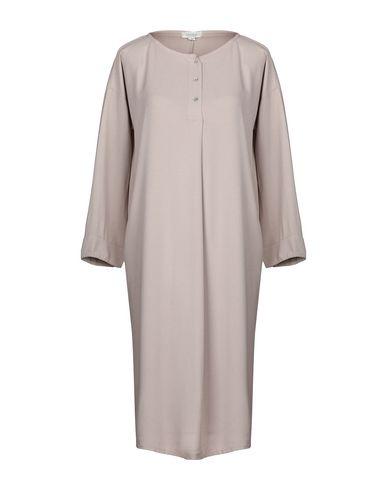 Crossley Shirt Dress In Light Grey