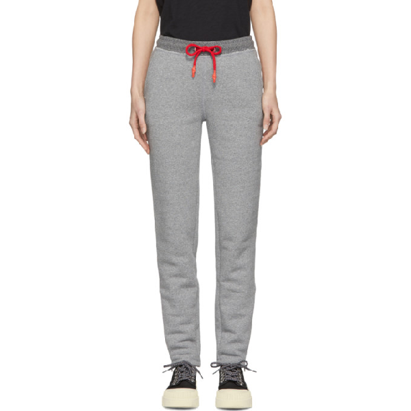 Rag & Bone Rag And Bone Grey Best Lounge Pants In 963 H Grey