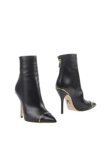 Paul Andrew Ankle Boot In Black