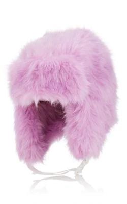 82f22a19c82f3 Landlord Faux-Fur Trapper Hat - Purple