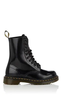 f9ac8474b2188 Marc Jacobs + Dr. Martens Leather Ankle Boots In Black   ModeSens