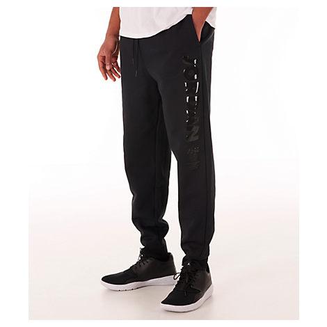4078b5065958ce Nike Men s Jordan Sportswear Legacy Aj11 Fleece Pants