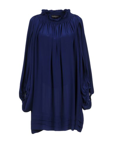 Rossella Jardini Short Dress In Blue
