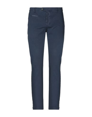 Novemb3r Casual Pants In Dark Blue