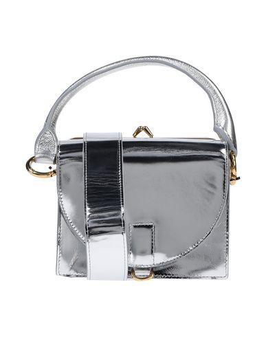 Sacai Handbag In Silver