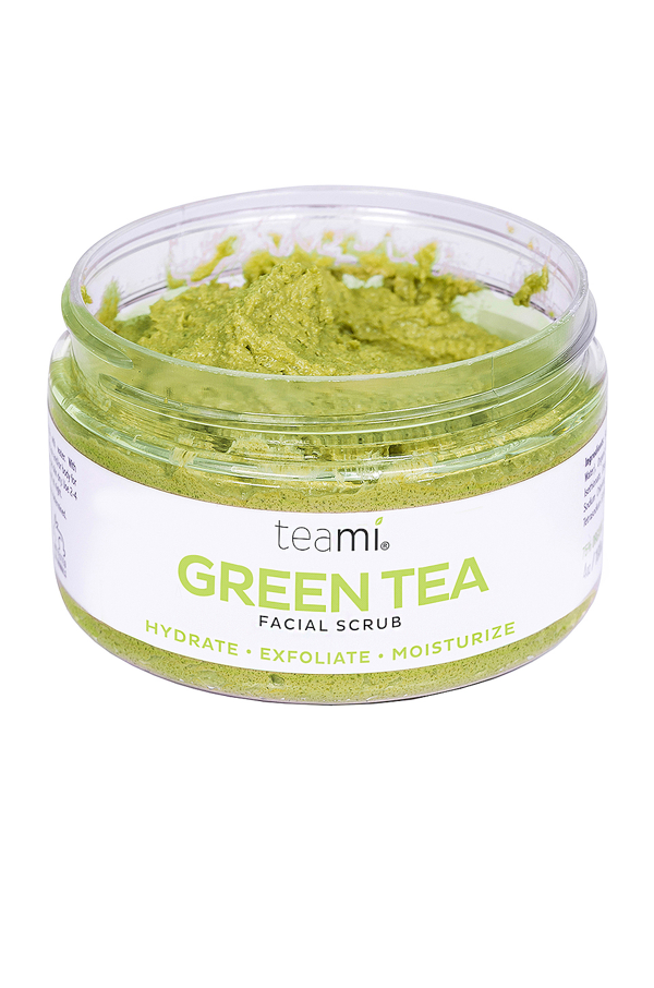 Teami Blends Green Tea Face Scrub In N,a