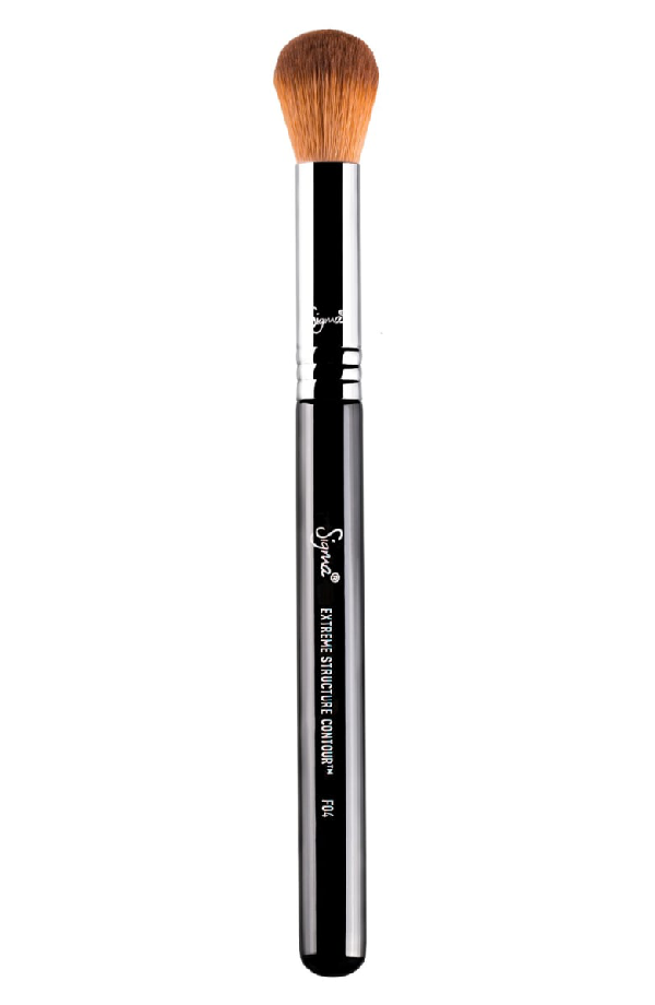 Sigma Beauty Best Of Sigma Beauty Brush Kit 122 Value: Sigma Beauty F04 Extreme Structure Contour(Tm) Brush