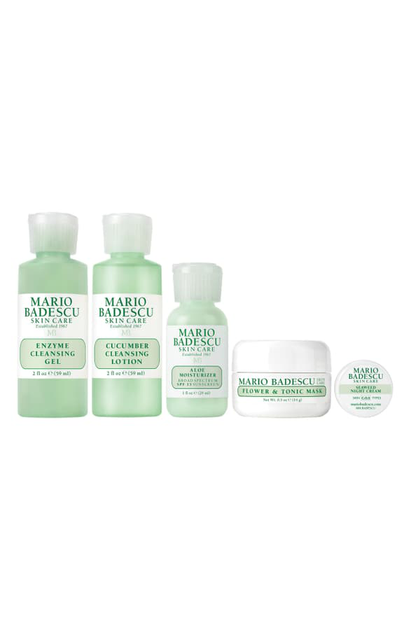 Mario Badescu Combination/oily Skin Regimen Kit