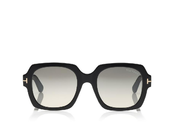 92bc2d37a3f0b Tom Ford Autumn Sunglasses In Black Smoke