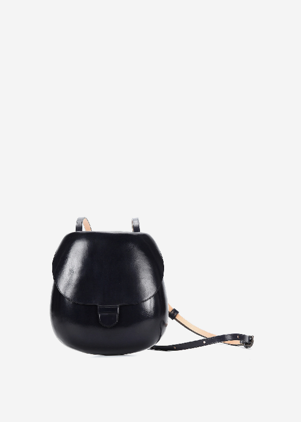 Lemaire Cartridge Bag In Black