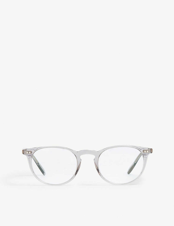 Oliver Peoples Ryerson Phantos-frame Optical Glasses In 1132
