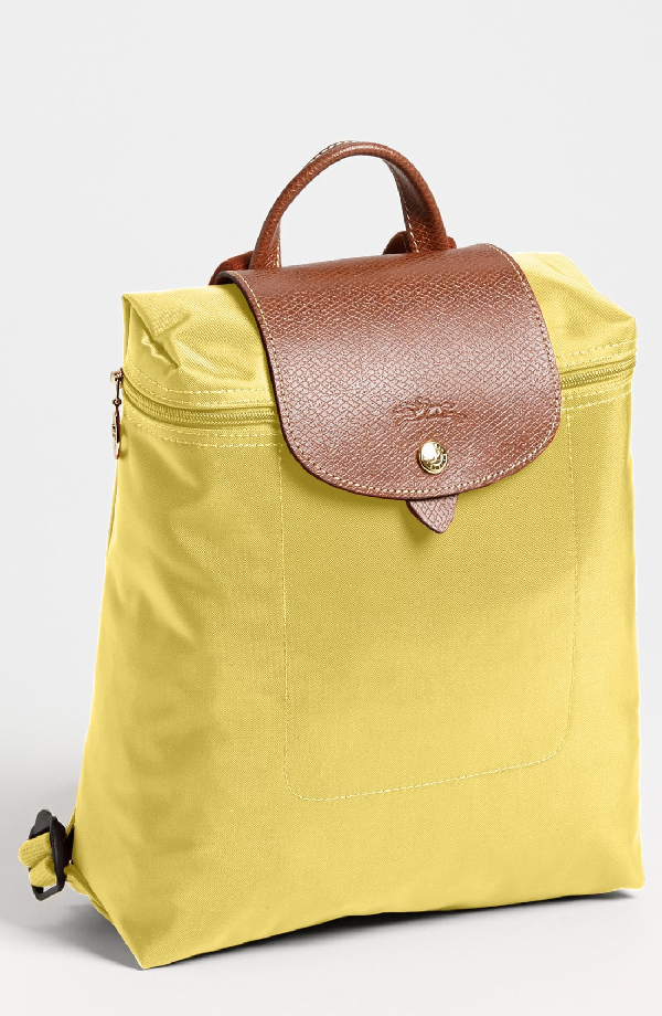 1554d1b23563 Style Name  Longchamp  Le Pliage  Backpack. Style Number  256789. Available  in stores.